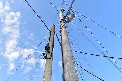 Aramid in Aerial Cable