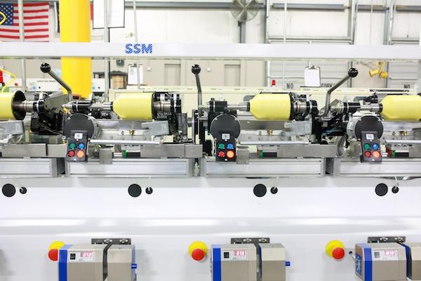 SSM TK2-20 KT Winder For Industrial Sewing Thread