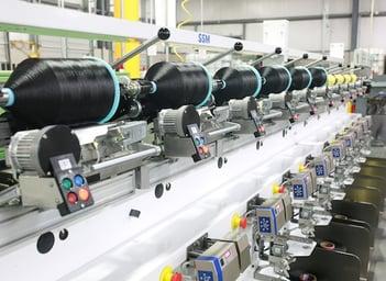 SSM TK2-20 Industrial Sewing Thread Winder