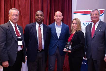 Service Thread NCMEP Leadership Award