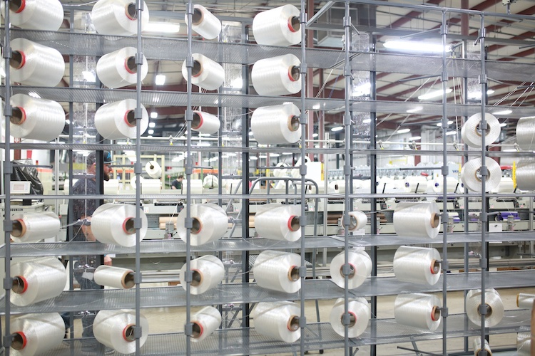 Industrial Polyester Processing