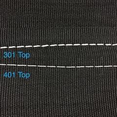 301 Lockstitch and 401 Chainstitch-Top