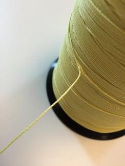 bonded thread containing Kevlar®