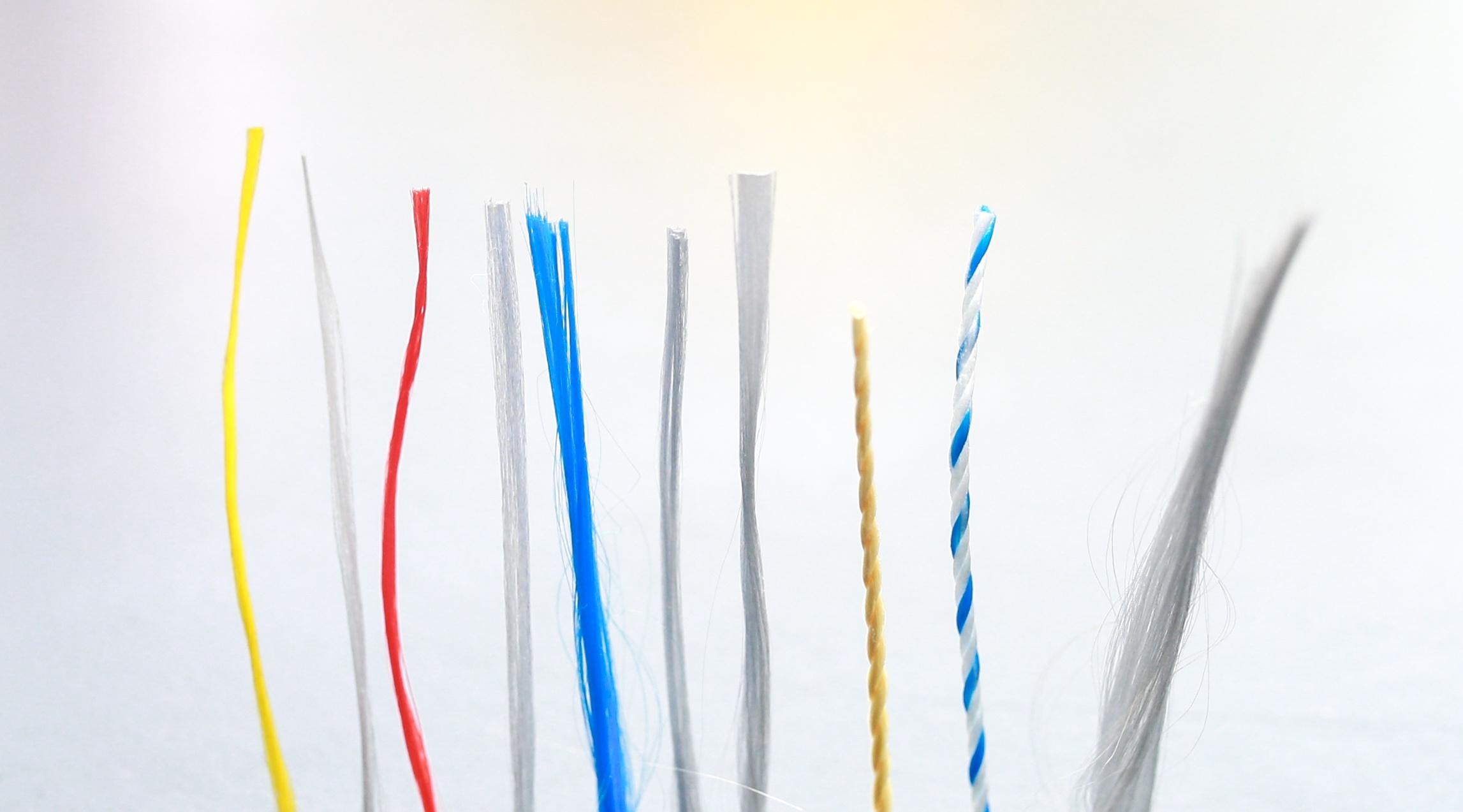 Various Thread Diameter Close Ups
