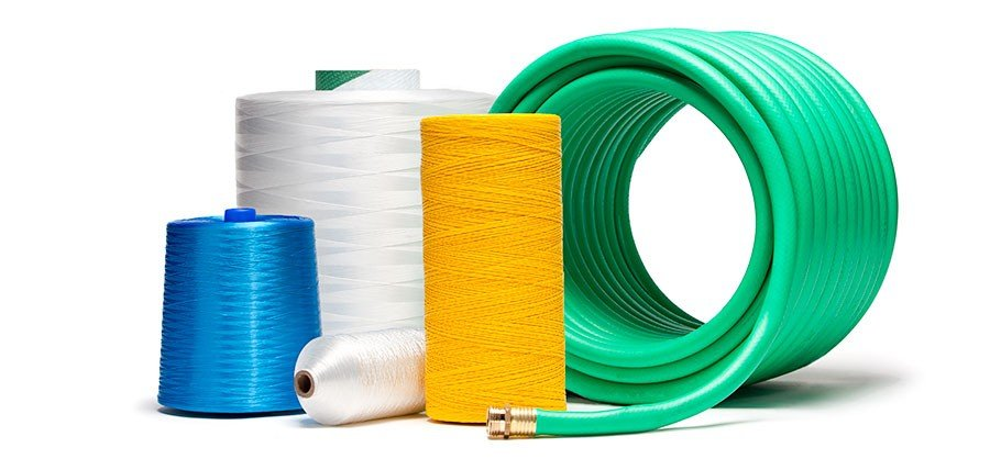 Reinforcement Yarn and Thread For Hoses
