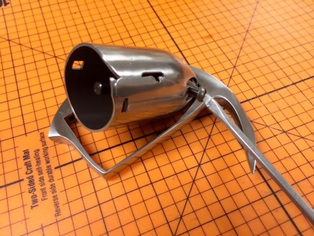 Singer 7 Reinstall Bobbin Pin Retaining Screw