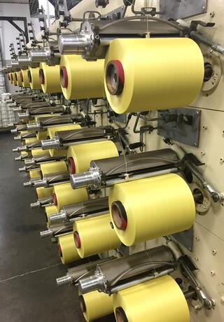 Bonded Thread made with Kevlar®